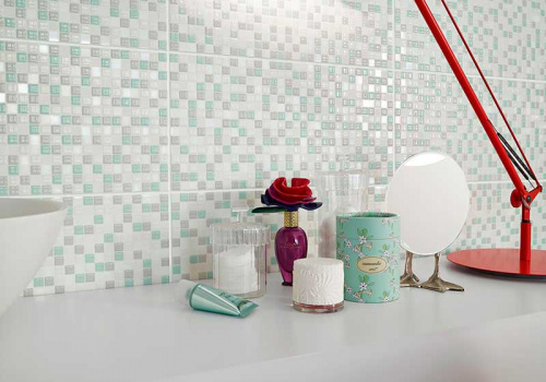 Love Tiles Acqua